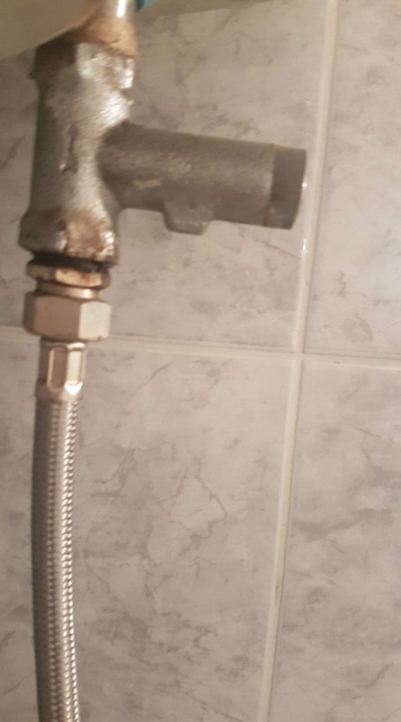 Zamena sigurnosnog ventila bojlera
