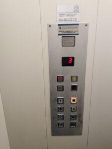 popravka lifta