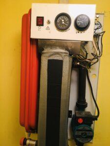 majstor za elektro kotao